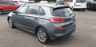 2019 Hyundai i30 PD2 MY19 Active Silver 6 Speed Sports Automatic Hatchback