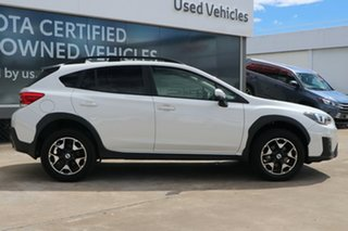2019 Subaru XV MY19 2.0I-L White Continuous Variable Wagon