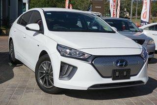 2020 Hyundai Ioniq AE.3 MY20 electric Elite Polar White 1 Speed Reduction Gear Fastback.