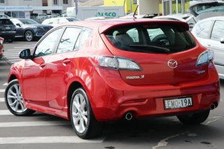 2011 Mazda 3 BL10L1 MY10 SP25 Activematic Velocity Red 5 Speed Sports Automatic Hatchback.