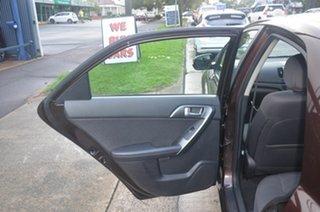 2010 Kia Cerato TD MY10 SLi Maroon 4 Speed Automatic Sedan