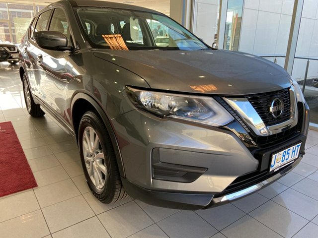 Demo Nissan X-Trail T32 MY21 ST X-tronic 4WD Launceston, 2021 Nissan X-Trail T32 MY21 ST X-tronic 4WD Gun Metallic 7 Speed Constant Variable Wagon