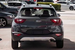 2020 Kia Stonic YB MY21 Sport FWD Grey 6 Speed Automatic Wagon.