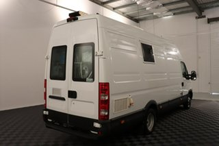 2015 Iveco Daily White Automatic Van