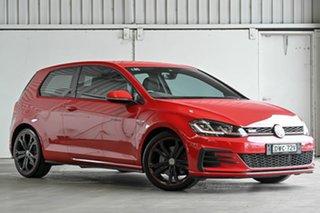 2018 Volkswagen Golf 7.5 MY18 GTI DSG Original Red 6 Speed Sports Automatic Dual Clutch Hatchback.