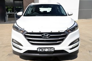 2016 Hyundai Tucson TL MY17 Active X 2WD White 6 Speed Sports Automatic Wagon
