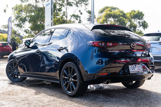 2019 Mazda 3 BP2HLA G25 SKYACTIV-Drive Astina Blue 6 Speed Sports Automatic Hatchback.