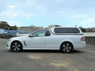 2014 Holden Ute VF MY14 SV6 Ute Storm White 6 Speed Sports Automatic Utility