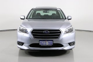 2016 Subaru Liberty MY16 2.5I Premium Silver Continuous Variable Sedan.