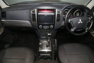 2018 Mitsubishi Pajero NX MY18 GLX Terra Rossa 5 Speed Sports Automatic Wagon