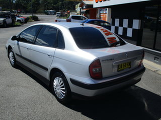 2005 Citroen C5 HDi Silver 4 Speed Auto Active Sequential Sedan.