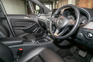 2016 Mercedes-Benz B-Class W246 807MY B180 DCT Iridium Silver 7 Speed Sports Automatic Dual Clutch.