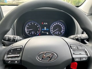 2021 Hyundai Kona Os.v4 MY21 2WD Phantom Black 8 Speed Constant Variable Wagon