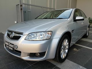 2011 Holden Berlina VE II Silver 6 Speed Automatic Sedan.