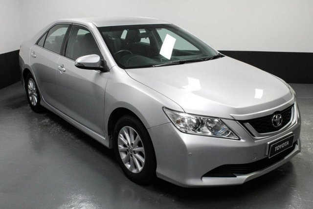 Used Toyota Aurion GSV50R AT-X Cardiff, 2015 Toyota Aurion GSV50R AT-X Silver 6 Speed Sports Automatic Sedan