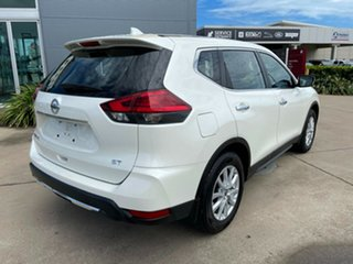 2019 Nissan X-Trail T32 Series II ST X-tronic 2WD White/010219 7 Speed Constant Variable Wagon.