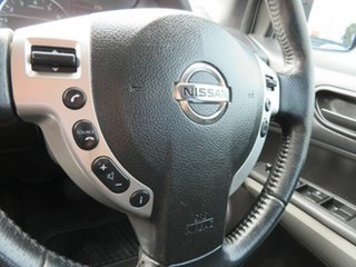 2012 Nissan X-Trail T31 MY11 ST (4x4) Blue 6 Speed CVT Auto Sequential Wagon