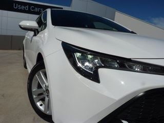 2018 Toyota Corolla Mzea12R Ascent Sport Diamond White 10 Speed Constant Variable Hatchback