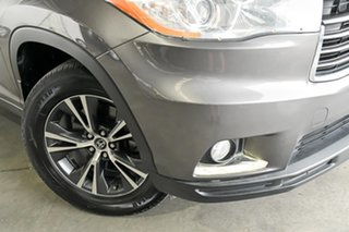 2016 Toyota Kluger GSU50R GXL 2WD Grey 6 Speed Sports Automatic Wagon.