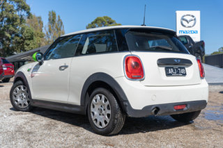 2017 Mini Hatch F56 Ray White 6 Speed Automatic Hatchback.