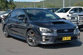 2015 Subaru WRX V1 MY15 Premium AWD Grey 6 Speed Manual Sedan.