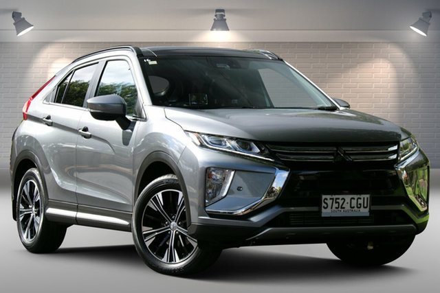Used Mitsubishi Eclipse Cross YA MY20 Exceed 2WD Nailsworth, 2020 Mitsubishi Eclipse Cross YA MY20 Exceed 2WD Grey 8 Speed Constant Variable Wagon