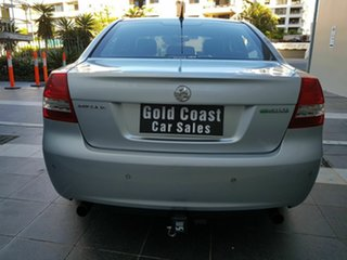 2011 Holden Berlina VE II Silver 6 Speed Automatic Sedan