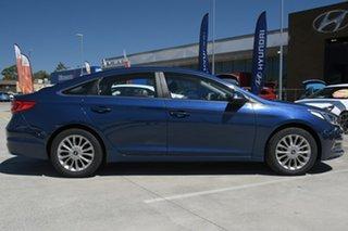 2015 Hyundai Sonata LF Active Coast Blue 6 Speed Sports Automatic Sedan.