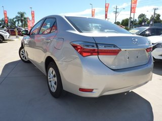 2019 Toyota Corolla ZRE172R Ascent S-CVT Silver Pearl 7 Speed Constant Variable Sedan.
