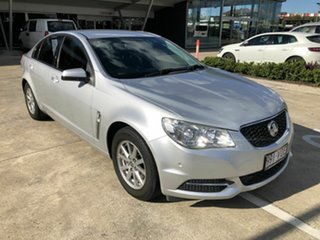 2014 Holden Commodore VF MY14 Evoke Silver 6 Speed Sports Automatic Sedan.