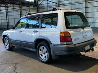 1998 Subaru Forester 79V MY99 Limited AWD White 4 Speed Automatic Wagon