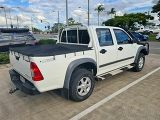 2009 Isuzu D-MAX MY09 LS-M White 4 Speed Automatic Utility