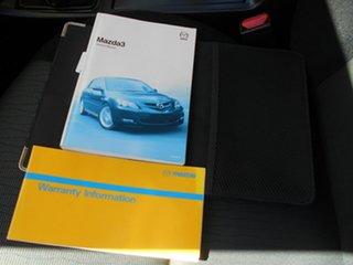 2008 Mazda 3 BK10F2 MY08 Neo Sport Black 5 Speed Manual Sedan