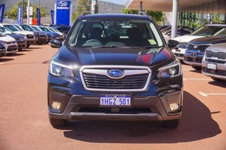 2021 Subaru Forester S5 2.5I-L Black Constant Variable SUV.