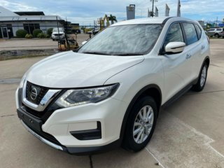 2019 Nissan X-Trail T32 Series II ST X-tronic 2WD White/010219 7 Speed Constant Variable Wagon