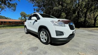 2016 Holden Trax TJ MY16 Active 6 Speed Automatic Wagon
