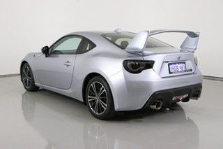 2014 Toyota 86 ZN6 MY14 GTS Silver 6 Speed Manual Coupe