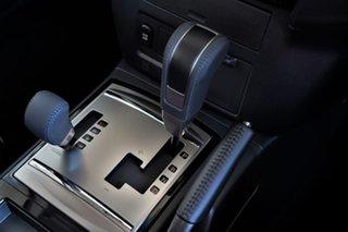 2021 Mitsubishi Pajero NX MY21 GLX Sterling Silver 5 Speed Sports Automatic Wagon