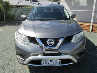 2014 Nissan X-Trail T32 ST 2WD Grey 6 Speed Manual Wagon.