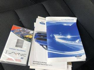 2015 Ford Falcon FG X XR6 Ute Super Cab Turbo Black 6 Speed Manual Utility