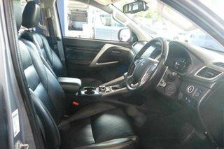 2016 Mitsubishi Pajero Sport QE MY17 GLS Silver 8 Speed Sports Automatic Wagon