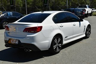 2015 Holden Commodore VF MY15 SS White 6 Speed Automatic Sedan