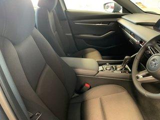 2021 Mazda 3 BP2H7A G20 SKYACTIV-Drive Evolve Polymetal Grey 6 Speed Sports Automatic Hatchback