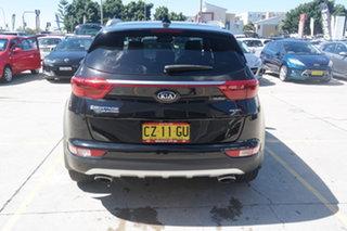 2016 Kia Sportage QL MY16 Platinum AWD Black 6 Speed Sports Automatic Wagon
