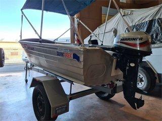 2000 Quintrex ALIMINIUM Open boat.