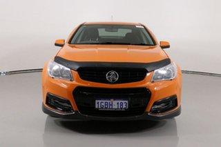 2013 Holden Commodore VF SV6 Fantale 6 Speed Automatic Sedan.