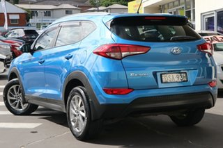 2017 Hyundai Tucson TL MY17 Active X 2WD 6 Speed Manual Wagon.
