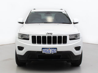 2014 Jeep Grand Cherokee WK MY14 Laredo (4x2) White 8 Speed Automatic Wagon