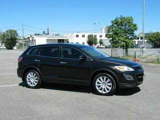 2009 Mazda CX-9 09 Upgrade Grand Touring Charcoal 6 Speed Auto Activematic Wagon.