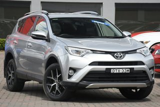 2015 Toyota RAV4 ZSA42R GXL 2WD Silver 7 Speed Constant Variable Wagon.